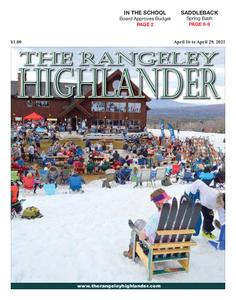 Rangeley Highlander – April 16, 2021