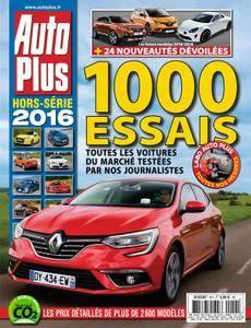 Auto Plus Hors serie - juin 01, 2016