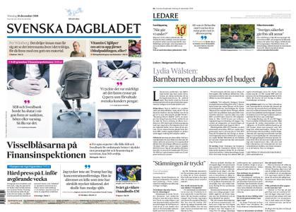 Svenska Dagbladet – 10 december 2018