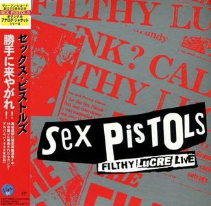 Sex Pistols - Filthy Lucre Live (1996) [Japanese Edition 1999]