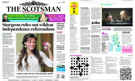 The Scotsman – March 08, 2019