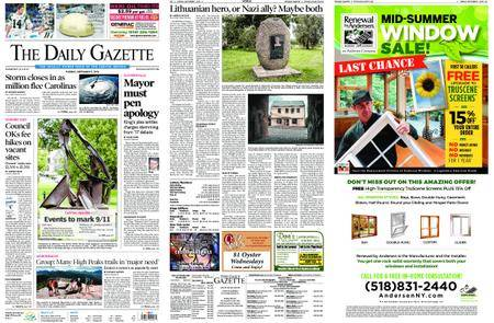 The Daily Gazette – September 11, 2018