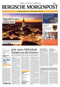 Solinger Morgenpost – 17. November 2018