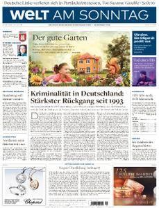 Welt am Sonntag Hamburg - 22. April 2018