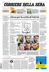 Corriere della Sera - 22 Aprile 2018