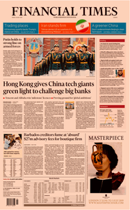Financial Times Europe – 10 May 2019
