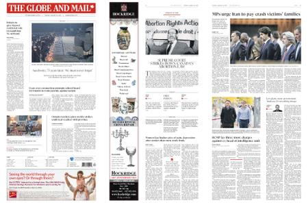 The Globe and Mail – January 28, 2020