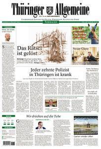 Thüringer Allgemeine Nordhausen - 31. März 2018