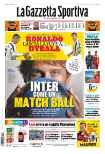La Gazzetta dello Sport Roma - 18 Aprile 2021
