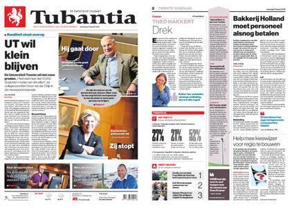 Tubantia - Enschede – 10 januari 2018