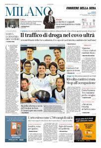 Corriere della Sera Milano - 5 Giugno 2018