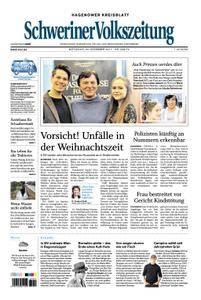 Schweriner Volkszeitung Hagenower Kreisblatt - 20. Dezember 2017