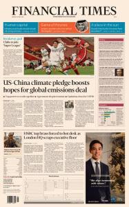 Financial Times Asia - April 19, 2021