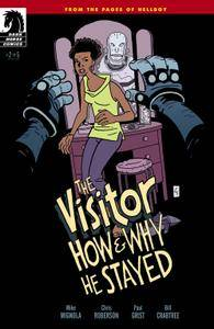 The Visitor - How and Why He Stayed 02 of 05 2017 digital Son of Ultron-Empire