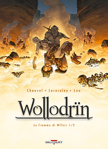 Wollodrïn - Volume 7 - Le Fiamme Di Wffnir 1