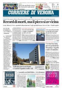 Corriere di Verona – 18 novembre 2020