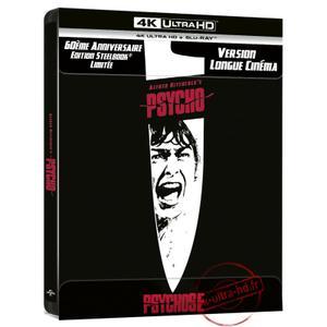 Psycho (1960) [Uncut] [4K, Ultra HD]