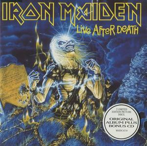 Iron Maiden - 10 Albums (1980-1992) [2CD Limited Editions 1995]