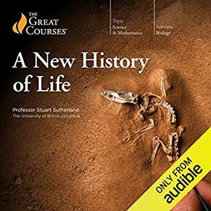 A New History of Life [Audiobook]