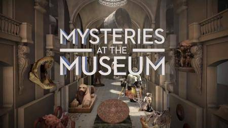 Travel Ch. - Mysteries at the Museum: Frightening Foo Fighters, Bird's Eye Spy (2018)
