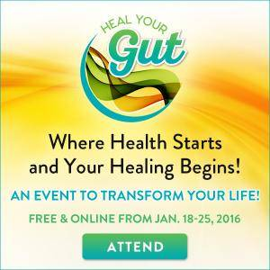 Heal Your Gut Summit 2016