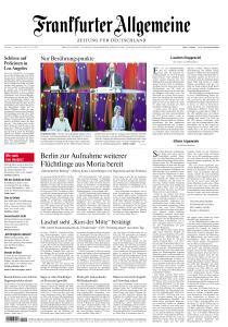 Frankfurter Allgemeine Zeitung - 15 September 2020