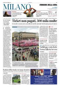 Corriere della Sera Milano – 29 ottobre 2018