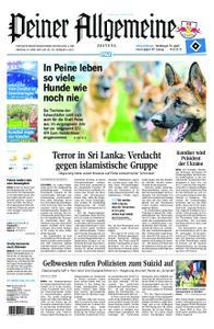 Peiner Allgemeine Zeitung - 23. April 2019