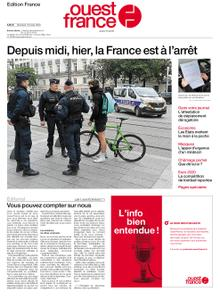 Ouest-France Édition France – 18 mars 2020
