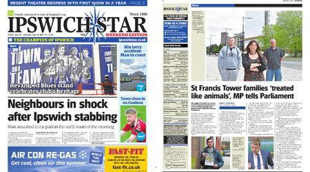 Ipswich Star – July 23, 2021