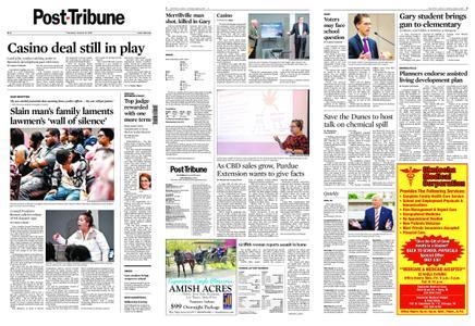 Post-Tribune – August 22, 2019