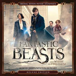 James Newton Howard - Fantastic Beasts and Where to Find Them. Deluxe Edition (Original Motion Picture Soundtrack) 2016
