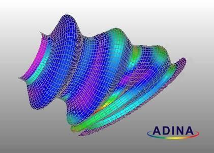 ADINA System 9.3.2