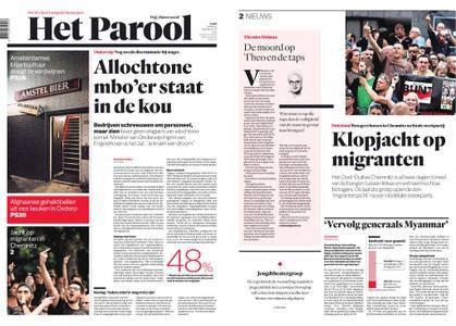 Het Parool – 28 augustus 2018