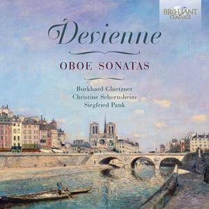 Burkhard Glaetzner, Christine Schornsheim, Siegfried Pank - Francois Devienne: Oboe Sonatas (2013) [Re-Up]