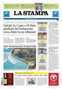 La Stampa Imperia e Sanremo - 18 Febbraio 2019