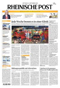 Rheinische Post – 11. September 2019