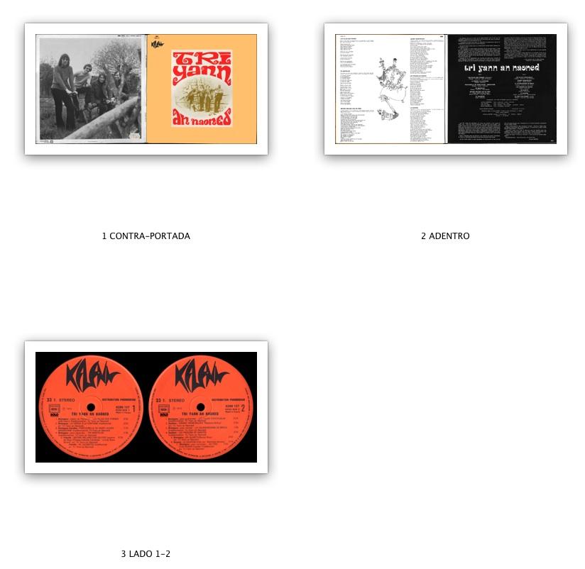 Tri Yann - An Naoned (1972) Kelenn/6332 626 - Original FR Pressing - LP/FLAC In 24bit/48kHz