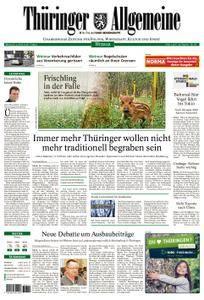 Thüringer Allgemeine Weimar - 04. April 2018