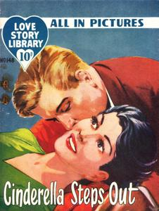 Love Story Picture Library 0148 - Cinderella Steps Out [1957] (Mr Tweedy