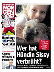 Hamburger Morgenpost - 8 Februar 2017
