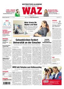 WAZ Westdeutsche Allgemeine Zeitung Oberhausen-Sterkrade - 28. Januar 2019