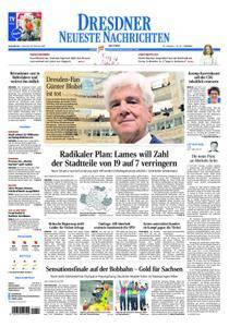 Dresdner Neueste Nachrichten - 20. Februar 2018