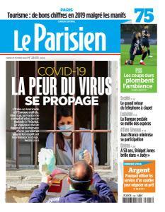 Le Parisien du Mardi 25 Février 2020