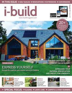 i-build - August 2018