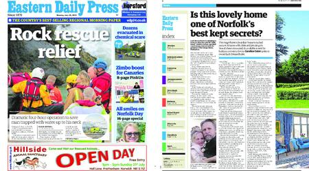 Eastern Daily Press – July 29, 2019