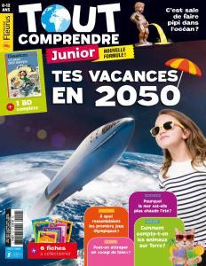 Tout Comprendre Junior - Juillet-Août 2021