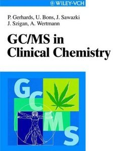 Gc/MS in Clinical Chemistry (repost)