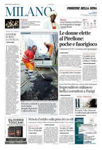 Corriere della Sera Milano - 14 Marzo 2018