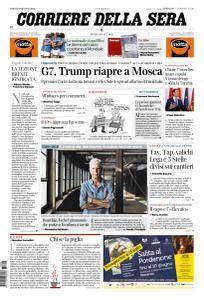 Corriere della Sera - 9 Giugno 2018